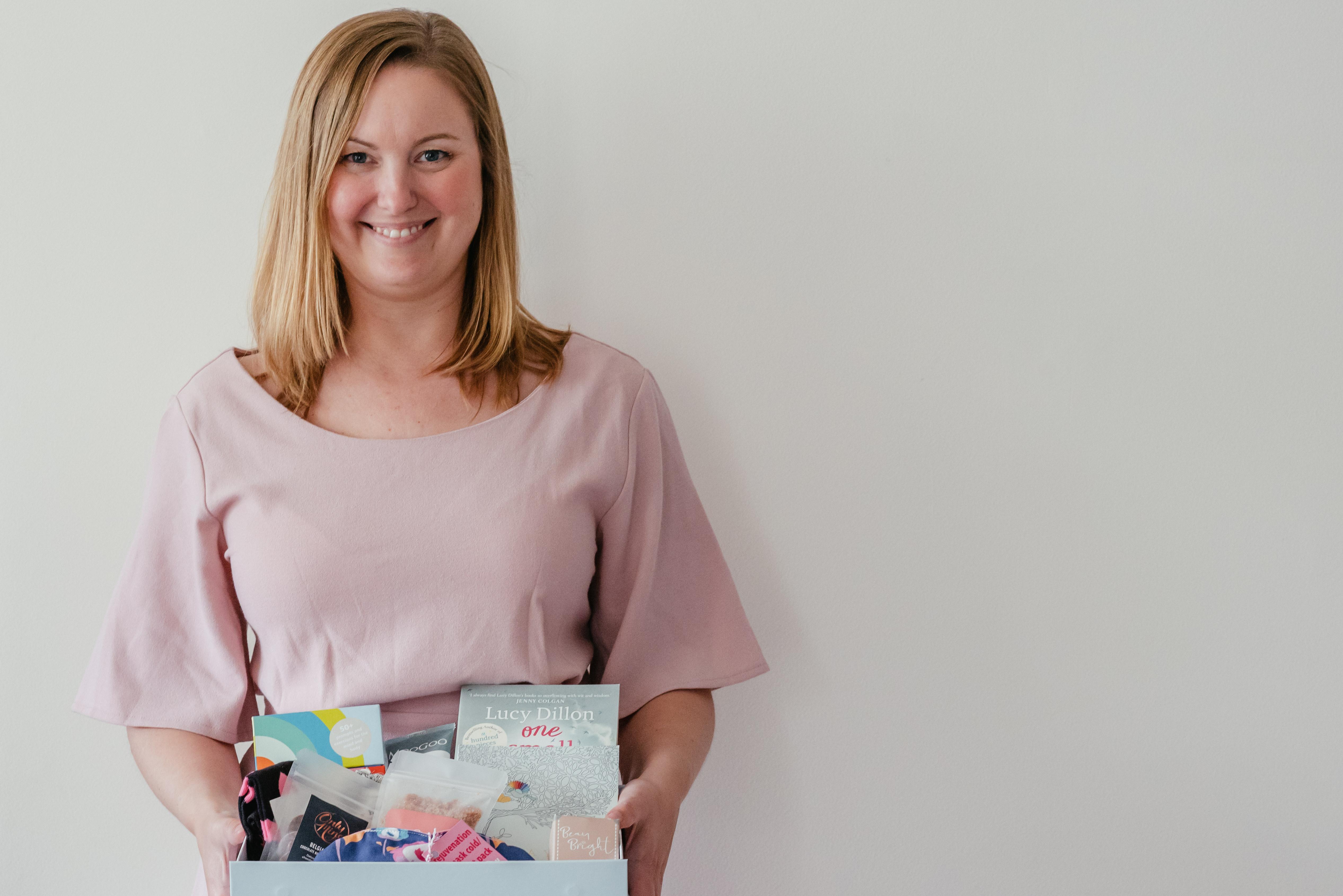 Sarah Willmott Feel Better Box Chronic UTI Australia